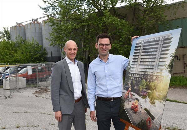Over 200 new condos to add to Newmarket's housing options, rentals to follow
