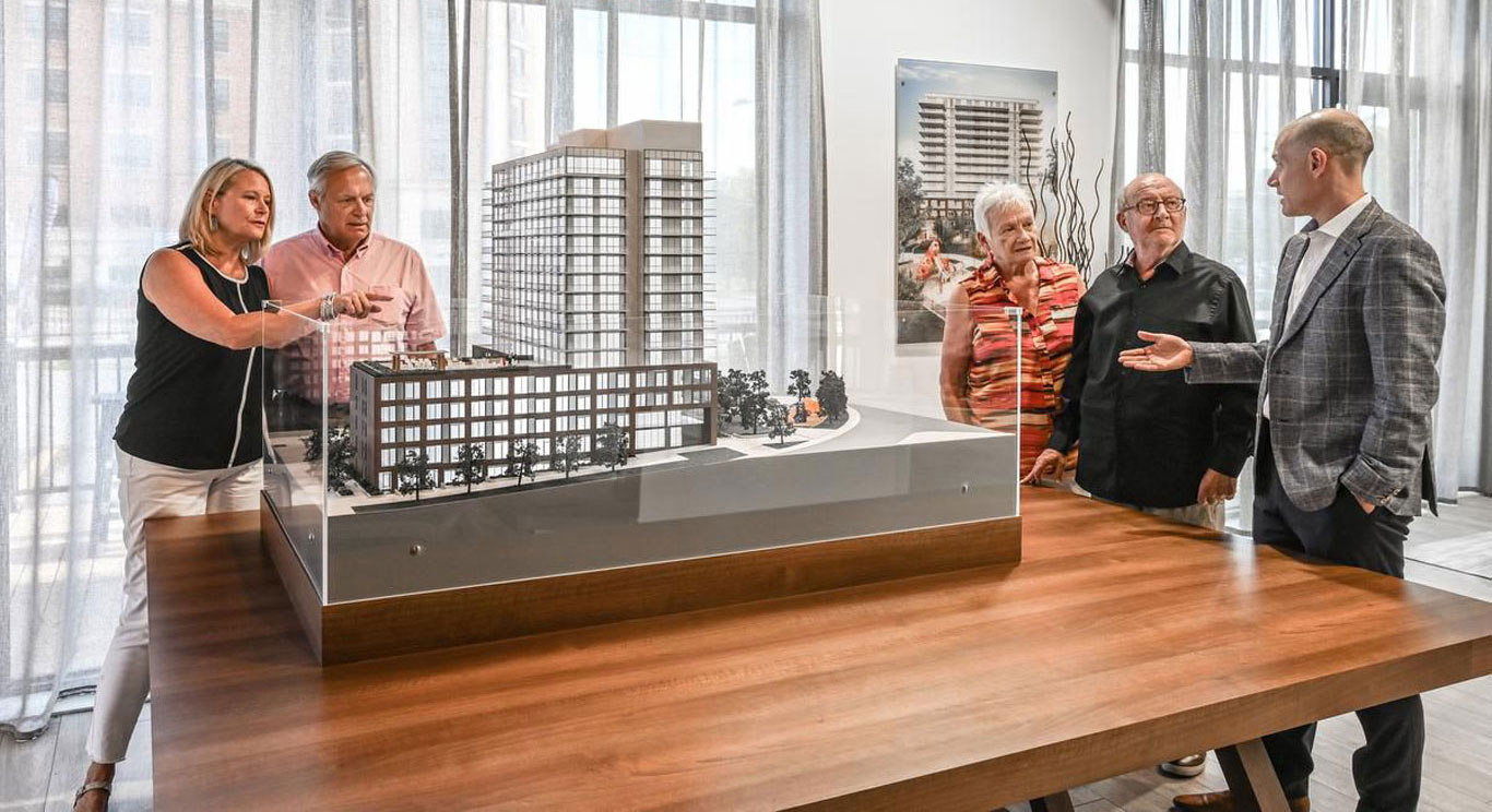 Newmarket welcomes The Davis, its first new condo in decades